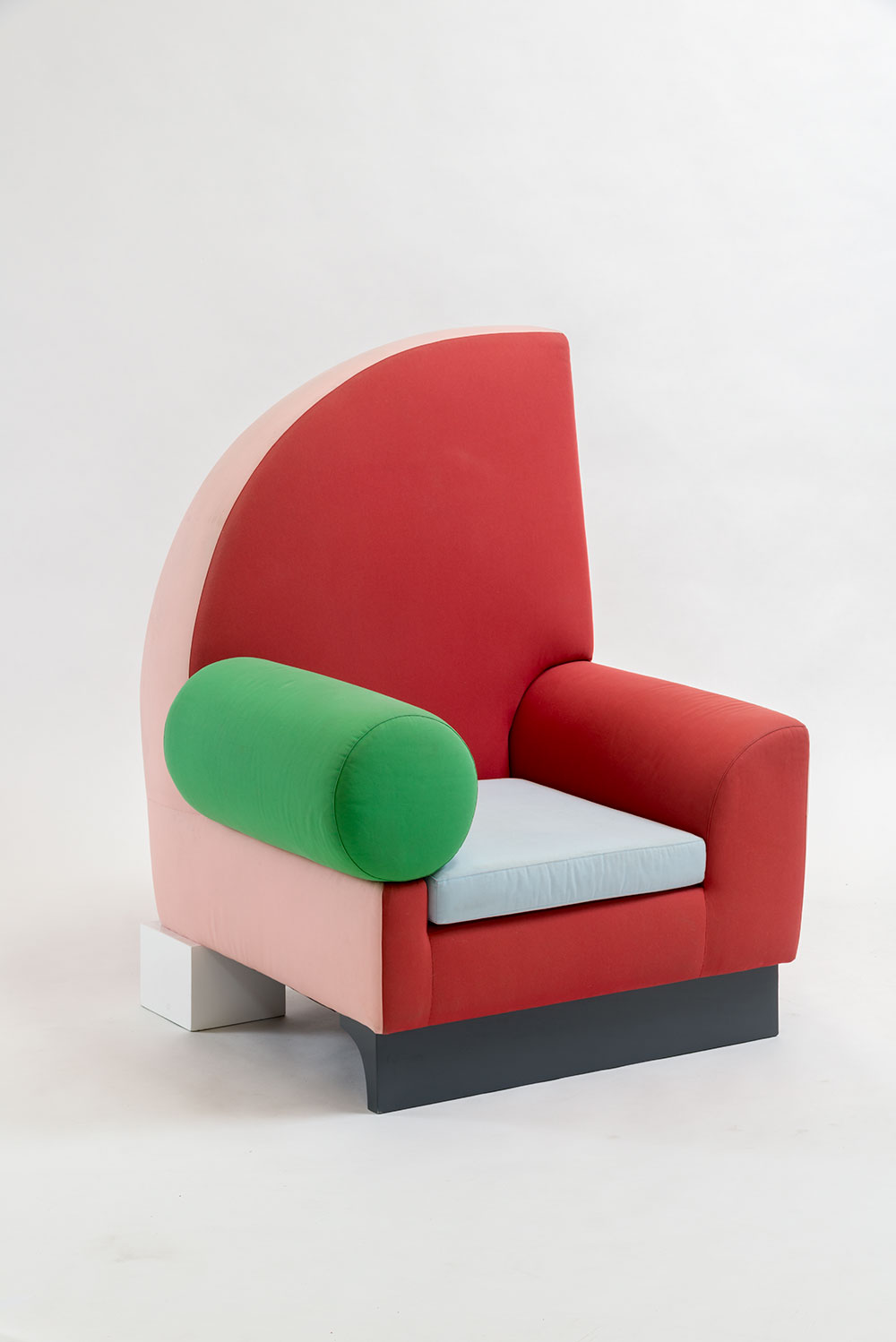 peter shire bel air chair