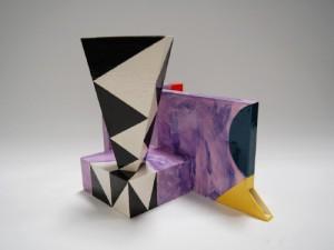 1983. Mexican Bauhaus Derrick Funnel